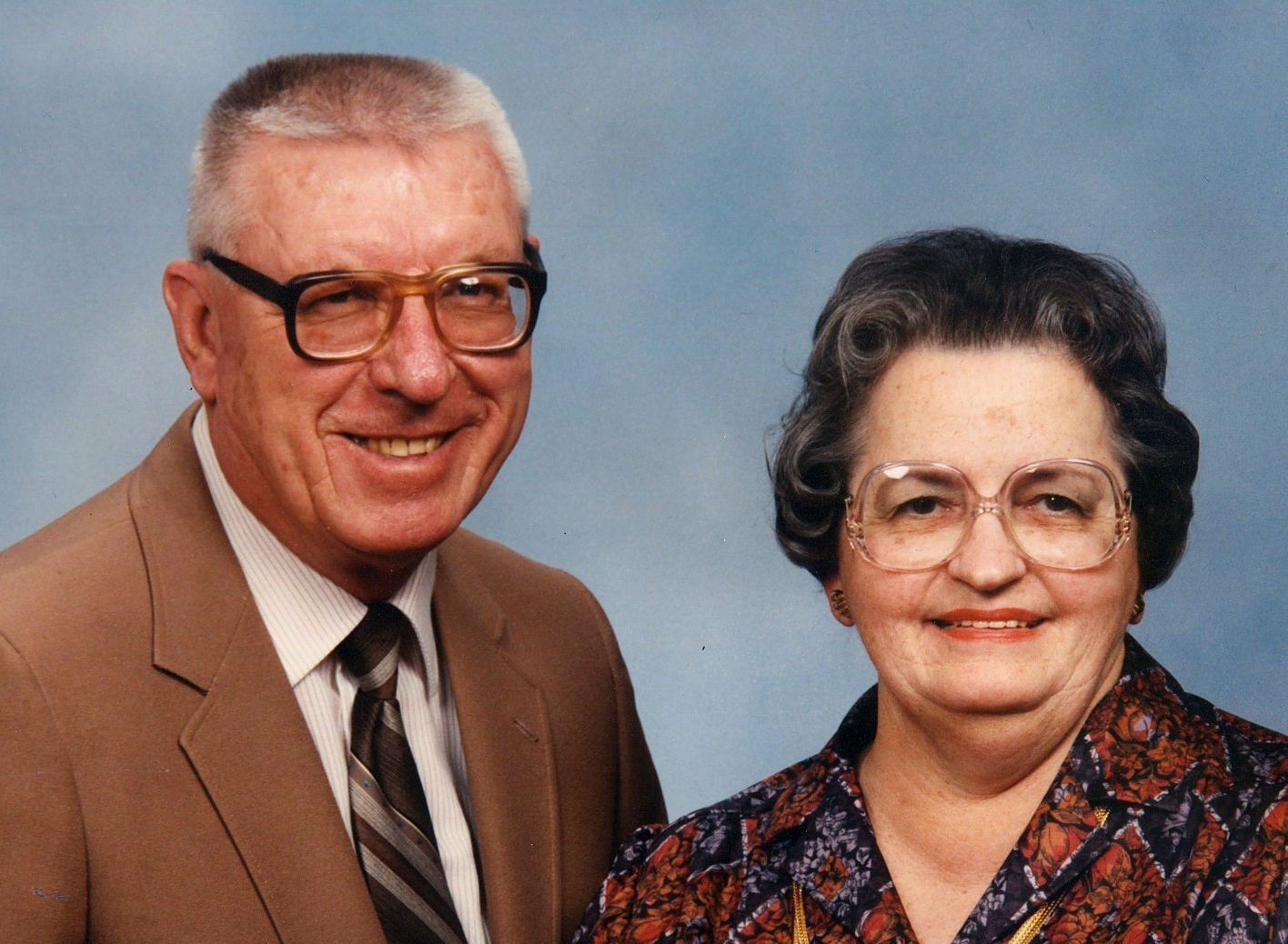 Joe and Mildred Pankaskie